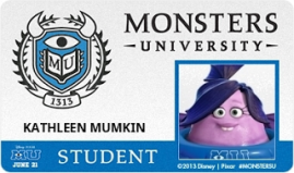Monsters University 01